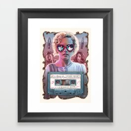 Electrick Children (full poster) Framed Art Print