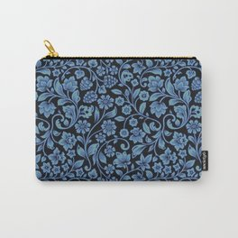 Solar light floral pattern Carry-All Pouch