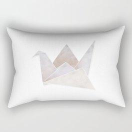 origami crane Rectangular Pillow