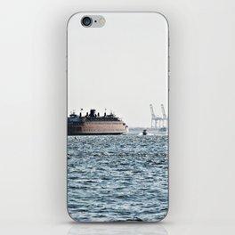 Staten Island Ferry iPhone Skin