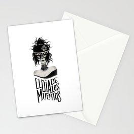 EL DIA DE LOS MUERTOS Stationery Cards
