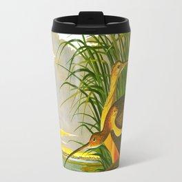 Long-billed Curlew Bird Travel Mug