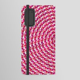Heart Swirl Android Wallet Case