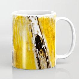 Three Flying Figures Coffee Mug