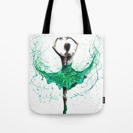 Emerald City Dancer Tote Bag