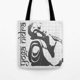 Yoga Nidra - Buddha Tote Bag
