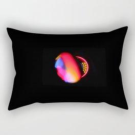 Atomic Orbital Rectangular Pillow
