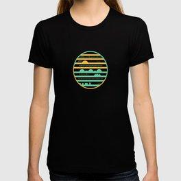 La Montaña Del Sol T-shirt
