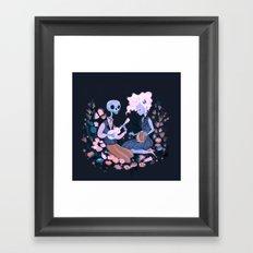 Rhythm of Grief Framed Art Print