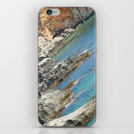 marine collection. Greece. Kefalonia iPhone Skin