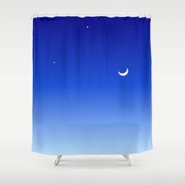 Lucero Shower Curtain