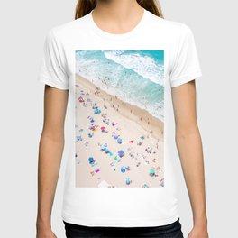 Colors of Manhattan Beach California T-shirt