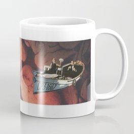 Surfing between stereotypes Coffee Mug