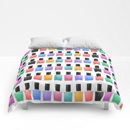 Nail Polish Comforters