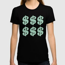 Mint Dollars T-shirt