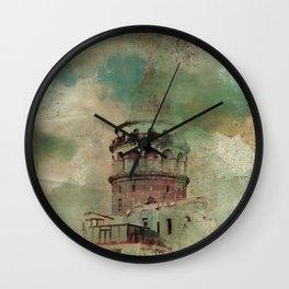 Big Tower Wall Clock