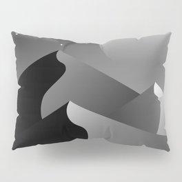 Black Desert Evening Pillow Sham