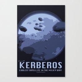 Visit Kerberos! Canvas Print