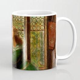 """Dante Gabriel Rossetti """"Paolo and Francesca da Rimini"""" Coffee Mug"""