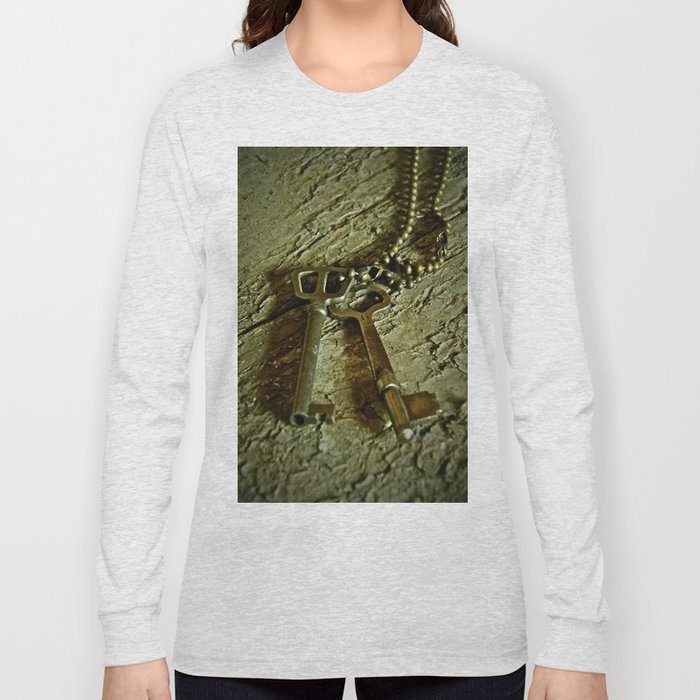 Keys to the Past Long Sleeve T-shirt