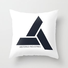 Abstego Throw Pillow