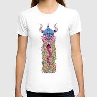 viking T-shirts featuring VIKING$ by AC Puke