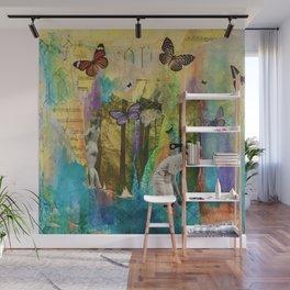 Metamorphosis Wall Mural
