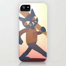 Mae - Haters Gon' Hate iPhone Case