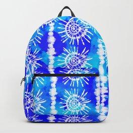 Beach Tie Dye Backpack