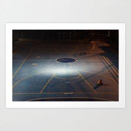 Sport is Dead Art Print