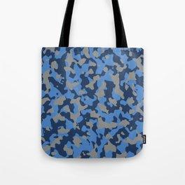 Camouflage Marina Tote Bag