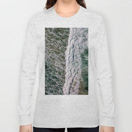 Riding high amongst the waves Long Sleeve T-shirt