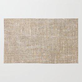 Len Sack Fabric Texture Rug