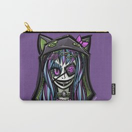 Scary Harajuku Girl Carry-All Pouch