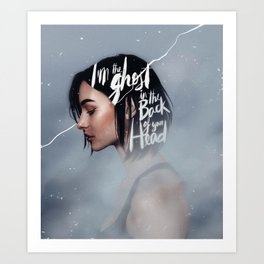 Songs XVI Art Print