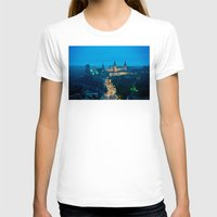 ukraine T-shirts featuring Kamianets-Podilskyi Castle (Ukraine) by Limitless Design