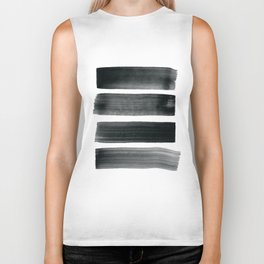 Four Brushes Biker Tank