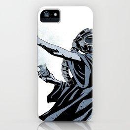 NICOLAS BRONDO ARTS - Lord Morpheus iPhone Case