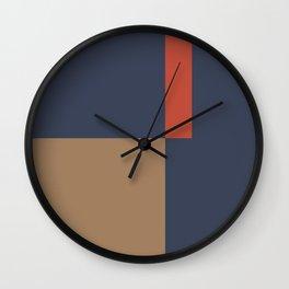 Contemporary Composition 29 Wall Clock