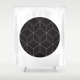 q-bert Shower Curtain