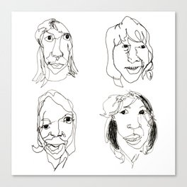 ABBA Canvas Print