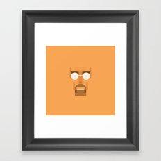 Composition 2 Framed Art Print