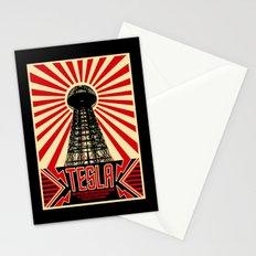 Tesla Stationery Cards