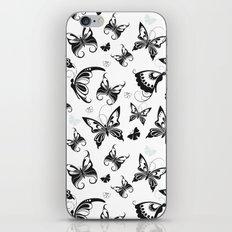Butterflies in Flight 2 iPhone & iPod Skin