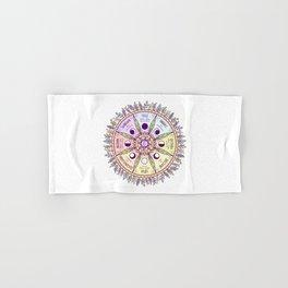 Wheel of the Year Hand & Bath Towel