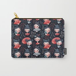 Japanese girls Carry-All Pouch