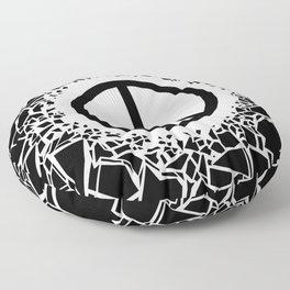 Peacebreaker Floor Pillow