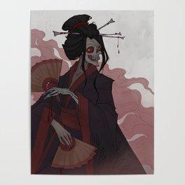 Drawlloween Yokai Poster