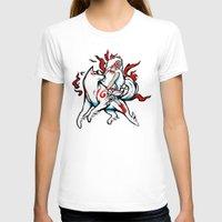 princess mononoke T-shirts featuring Princess Mononoke by offbeatzombie