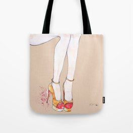 Charlotte Olympia  Tote Bag